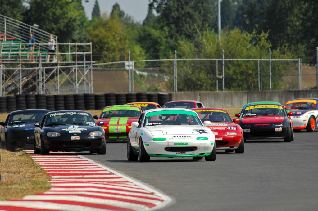 SCCA National Spec Miata