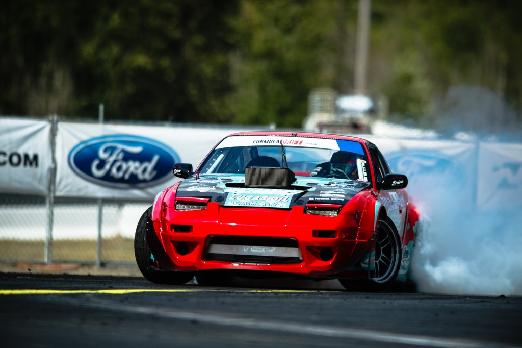 Formula Drift Seattle: 2015